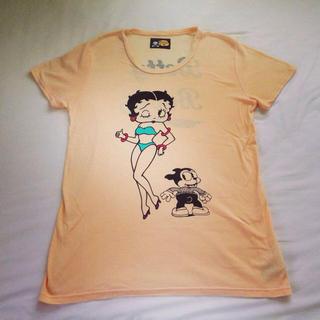 スライ(SLY)のBettyBoop♡Tシャツ bySLY(Tシャツ(半袖/袖なし))