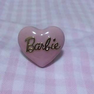 バービー(Barbie)の新品 barbie ハート 指輪(リング(指輪))
