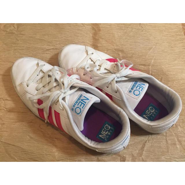 adidas(アディダス)のアディダスネオ・スニーカー レディースの靴/シューズ(スニーカー)の商品写真