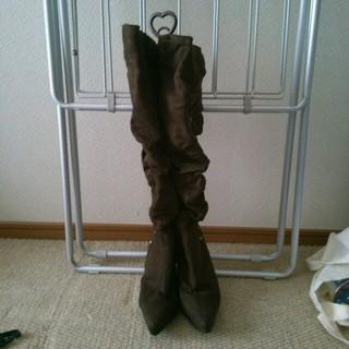 ニーハイブーツ  ②(ブーツ)