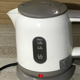 ドウシシャ(ドウシシャ)のドウシシャ 電気ケトル(調理機器)