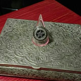 レッドリーチュエ(LED RECHWE)のレッドリーチュエ  スターリング(リング(指輪))