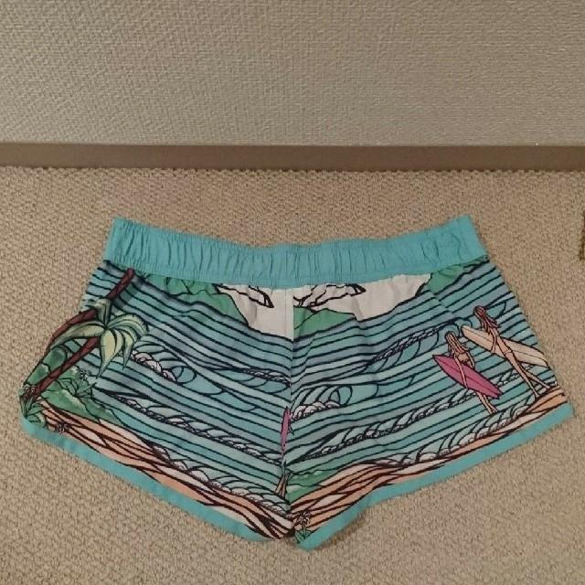 【季節外れの為値下げ】[ヘザーブラウン&リップカール]サーフパンツ レディースの水着/浴衣(水着)の商品写真