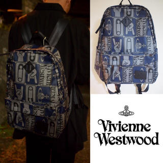 ヴィヴィアンウエストウッド(Vivienne Westwood)の❤️希少【Vivienne Westwood】Leather backpack(バッグパック/リュック)