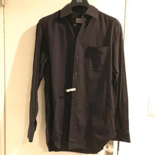 アルマーニ コレツィオーニ(ARMANI COLLEZIONI)のARMANI COLLEZIONI ドレスシャツ 黒 39 アルマーニ (シャツ)