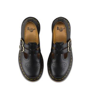 ドクターマーチン(Dr.Martens)のドクターマーチン メリージェーン UK4(ローファー/革靴)