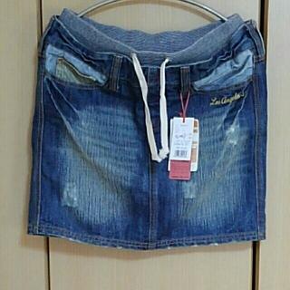 クリフメイヤー(KRIFF MAYER)のクリフメイヤーデニムミニスカートMサイズ(ミニスカート)