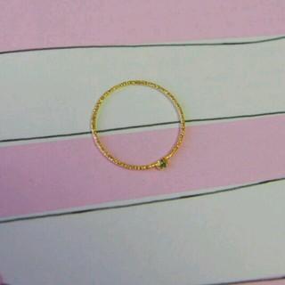 アネモネ(Ane Mone)のAneMone♡シンプルリング(リング(指輪))