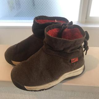 ナイキ(NIKE)のナイキ ベビー ブーツ ボア 14cm(ブーツ)