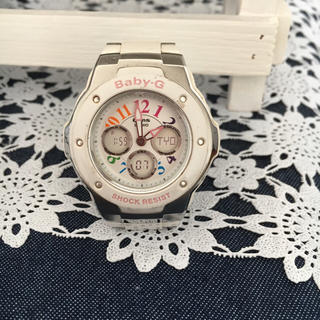 ベビージー(Baby-G)のbaby-G 腕時計 プー様専用(腕時計)