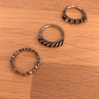 イオッセリアーニ(IOSSELLIANI)のイオッセルアーニ指輪(リング(指輪))