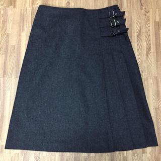 ロキエ(Lochie)のCOMME ÇA ISM 秋冬スカート(ひざ丈スカート)