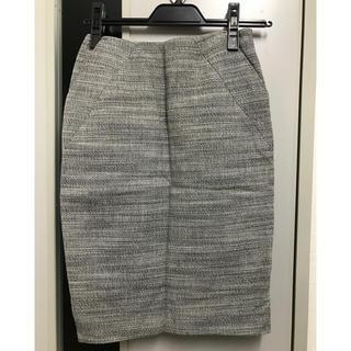 バレンシアガ(Balenciaga)のBALENCIAGA バレンシアガ タイトスカート 34(ひざ丈スカート)