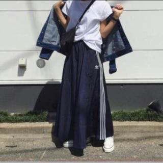 アディダス(adidas)のはる様お取り置き アディダス ロングスカート HYKE CLANE ACNE(ロングスカート)