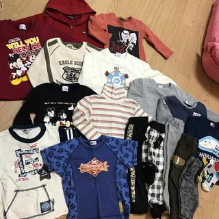 ミキハウス(mikihouse)の男の子服 まとめ売り 20点(Tシャツ/カットソー)