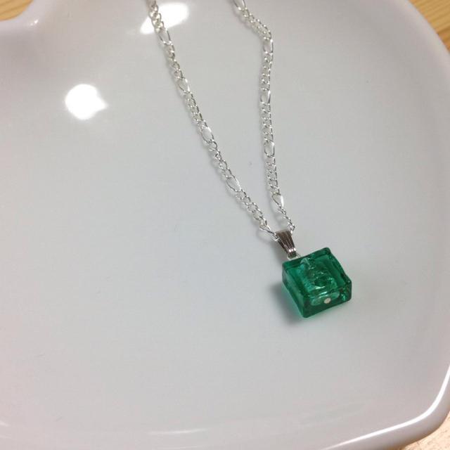ハンドメイド2way ネックレス。 ハンドメイドのアクセサリー(ネックレス)の商品写真