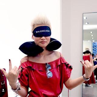 バレンシアガ(Balenciaga)のbalenciaga eye mask(その他)