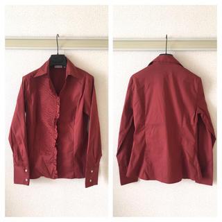 ◆送無◆ギローバー◆Cvriterio シャツ ドレス アシンメトリー 38 M