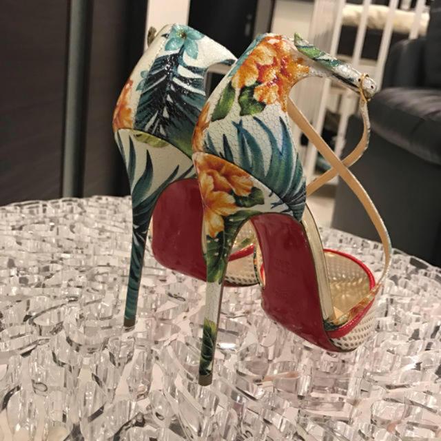 Christian Louboutin(クリスチャンルブタン)の新品クリスチャンルブタン レディースの靴/シューズ(ハイヒール/パンプス)の商品写真