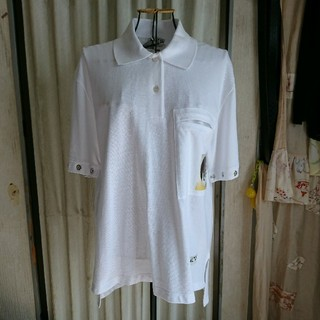 激レア♪新品未着用♪AALTO ムーミン♪白♪(ポロシャツ)