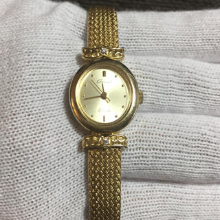 オリエント(ORIENT)のさらに値下げ‼︎【可動品】オリエント ヴィンテージゴールド  腕時計(腕時計)