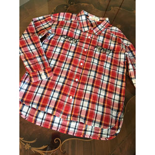チェスティ(Chesty)のchesty チェックビジューシャツ(シャツ/ブラウス(長袖/七分))