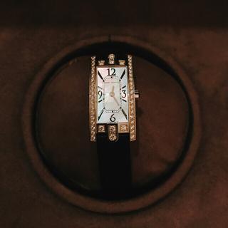 ハリーウィンストン(HARRY WINSTON)のHARRY WINSTON HW アヴェニューC ミニ WG(腕時計)