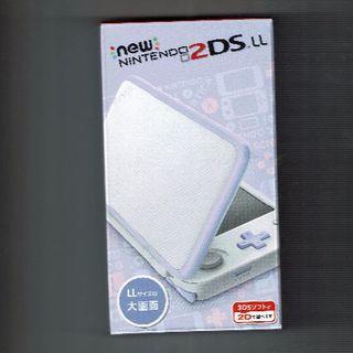 新品未開封 NEW 2DS LL 本体 ホワイト × ラベンダー 3DS  メー(家庭用ゲーム機本体)