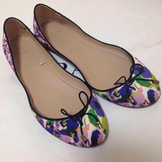 ザラ(ZARA)のZARA☆フラットシューズ(ローファー/革靴)