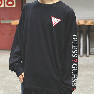 ゲス(GUESS)のGUESS ロングTシャツ 【2017新商品】(シャツ)