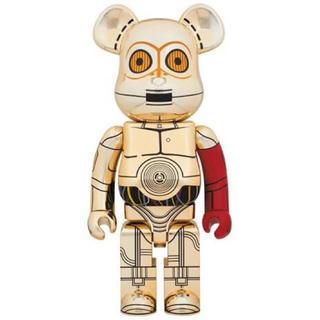 メディコムトイ(MEDICOM TOY)の専用です新品未開封 BE@RBRICK C-3PO 1000% ベアブリック(SF/ファンタジー/ホラー)