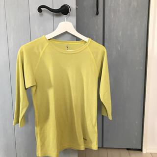 モンベル(mont bell)の7分丈シャツ(Tシャツ(長袖/七分))