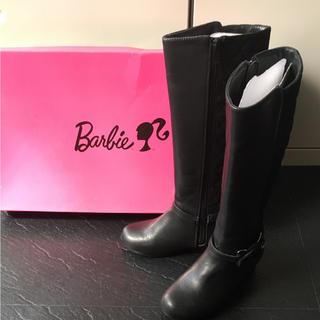 バービー(Barbie)のバービー  ロングブーツ 20cm(ブーツ)