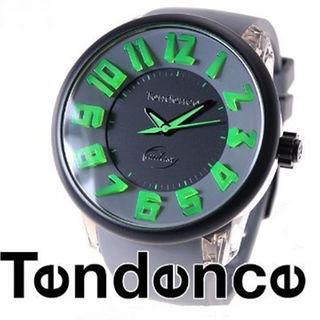 テンデンス(Tendence)のテンデンス時計☆楽しむファッション!!50mmのビッグフェイス 存在感抜群☆(腕時計)