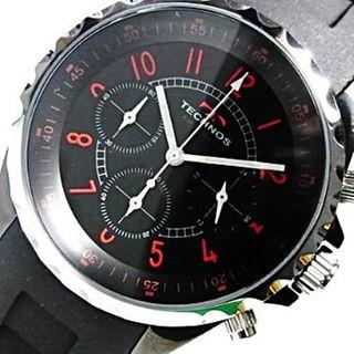テクノス(TECHNOS)のテクノス時計☆スイスの名門・高い技術と創造性!!クロノ搭載☆(その他)