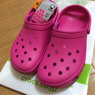 クロックス(crocs)のクロックスレトロクロッグ(サンダル)