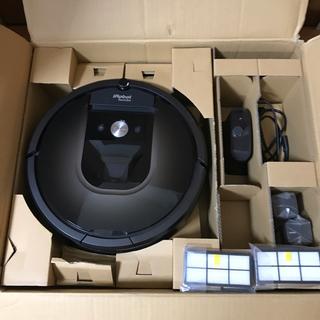 アイロボット(iRobot)のルンバ980国内正規品(掃除機)