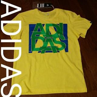 アディダス(adidas)の限定 Adidas アディダス Tシャツ ビビッドイエロー ユニセックス 激レア(Tシャツ/カットソー(半袖/袖なし))
