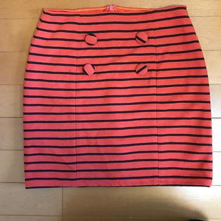ティティアンドコー(titty&co)のタイトスカート(ミニスカート)