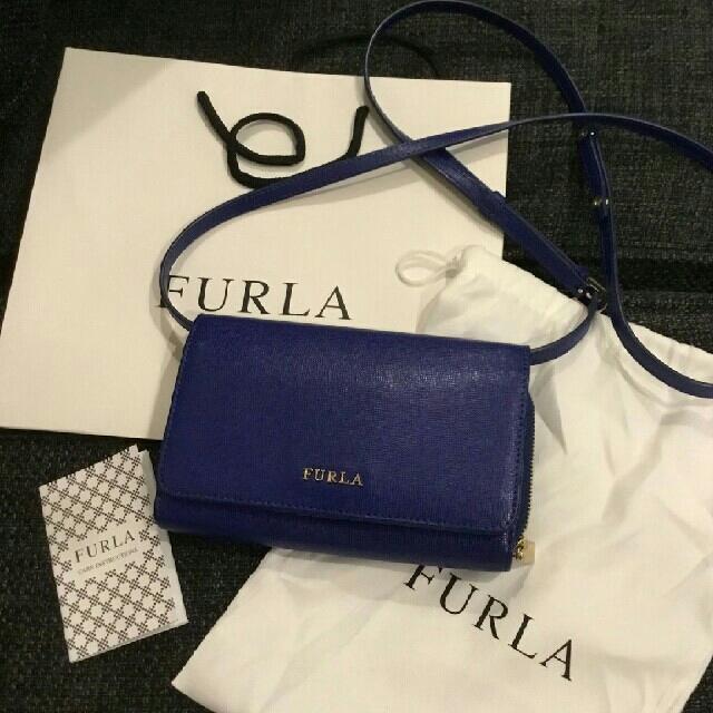 new product a01fd 19f6d フルラお財布ショルダーbag | フリマアプリ ラクマ