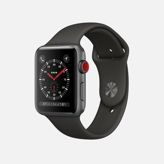 アップル(Apple)のてんさん専用  Apple Watch series3 (腕時計(デジタル))