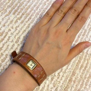 サマンサモスモス(SM2)のサマンサモスモス☆本革☆腕時計(腕時計)