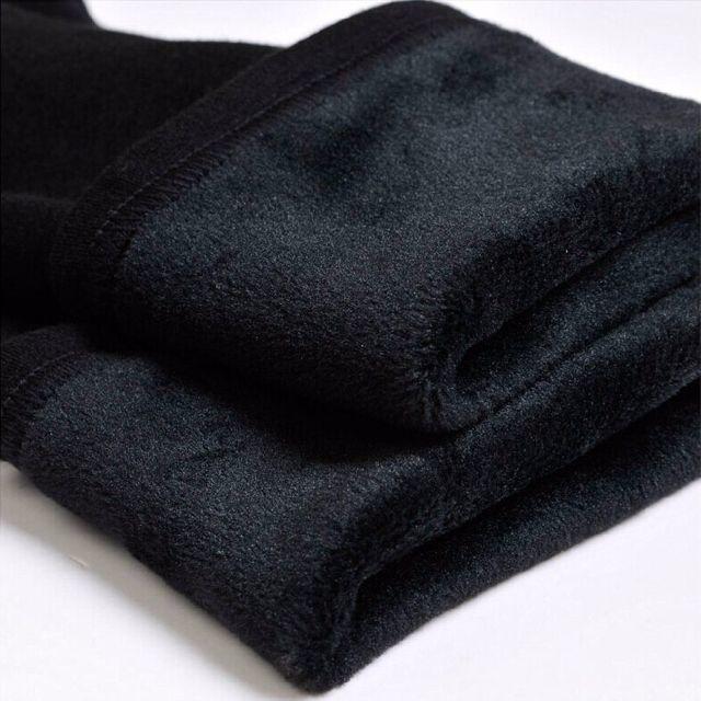 レギンス スパッツ ミニ タイト スカート 付き ブラック M 1566 レディースのレッグウェア(レギンス/スパッツ)の商品写真