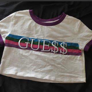 ゲス(GUESS)のGUESS asap コラボTシャツ(Tシャツ(半袖/袖なし))