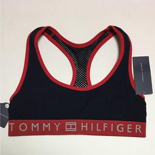 トミーヒルフィガー(TOMMY HILFIGER)の新品  TOMMY  HILFIGER  レースバックブラ  S(ブラ)