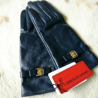 ロベルタディカメリーノ(ROBERTA DI CAMERINO)の【新品・未使用品】ロベルタ★手袋(手袋)
