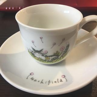 新品☆ ダヤン わちふぃーるど ティーカップ(グラス/カップ)