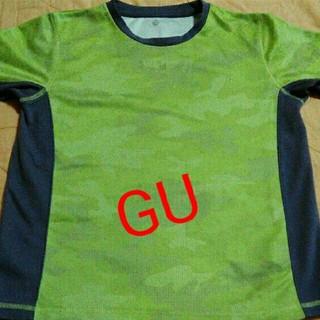 ジーユー(GU)のGU☆ドライTシャツ(Tシャツ/カットソー)
