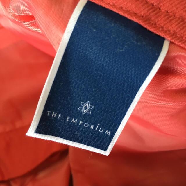 THE EMPORIUM(ジエンポリアム)のエンポリアム ショートパンツ オレンジ レディースのパンツ(ショートパンツ)の商品写真