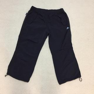 アディダス(adidas)のアディダス  ひざ下パンツ  ブラック  M(ハーフパンツ)